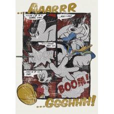 Donald kacsa és Miki egér képregény poszter 4-421 ingyenes szállítással