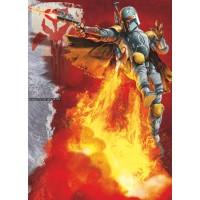 Star Wars Boba Fett poszter 4-440 ingyenes szállítással