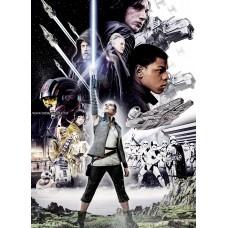 Star Wars poszter 4-496 ingyenes szállítással