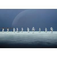 Star Wars birodalmi rohamosztagosok poszter 8-444 ingyenes szállítással