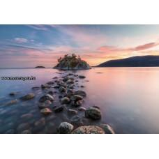 Kis sziget poszter 8-534 ingyenes szállítással