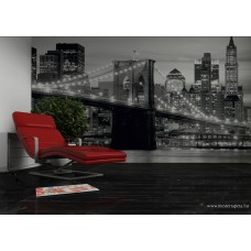 Brooklyn Híd black and white poszter FTS 0199