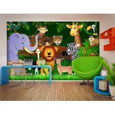 Kedves állatok poszter FTS 1307