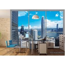 Ablak Hongkongra poszter FTS 1318