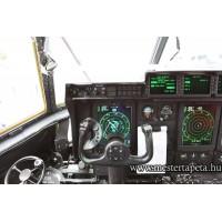 XXL Repülőgép műszerfal poszter 470346