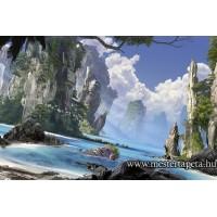 XXL Fantázia-táj poszter 470391