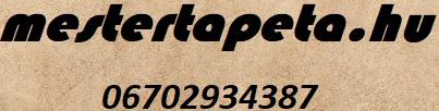 Mester Tapéta Webáruház
